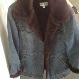 Cute denim coat!!!